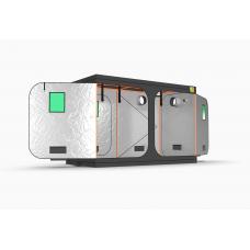 GreenQube 1.5m x 3m x 2.2m tent