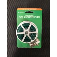 flat gardening wire