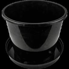 Maxipot twistpot easy flush saucer and pot 15 litres