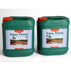 Canna Aqua Flores A + B 5 litres