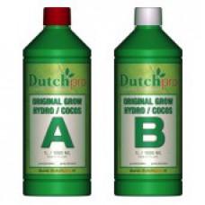 Dutchpro Original Grow Hydro/Coco A+B 1lt