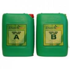 Dutchpro Original Grow Soil A+B 10lt