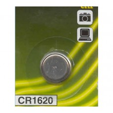 CR1620 button cell battery 1.5V