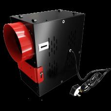 Black Orchid acoustica-box fan 100mm