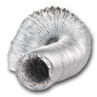 Aluminium Ducting 125mm 5m