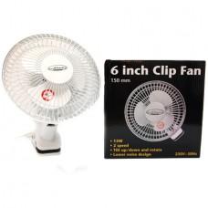 """Clip on fan 6"""""""