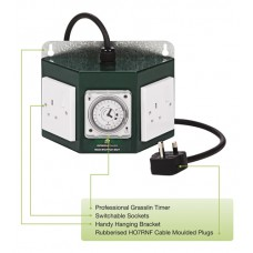 GreenPower 2 way Relay Timer