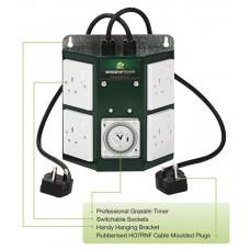 GreenPower 4 way Relay Timer