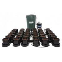 I.W.S 36 pot dripper system