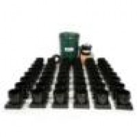 I.W.S flood and drain 48 pot watering system