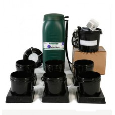 I.W.S flood and drain 6 pot watering system