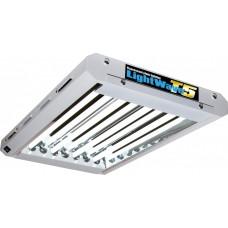 LightWave T5 4 tube short