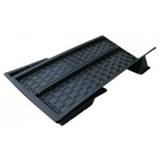 MD601 single tray 6'x3' multiduct system