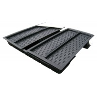 MD603 2 Tray 6'x3' multiduct system large tank