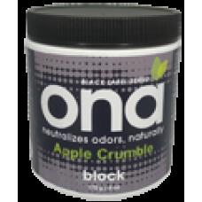 ONA Apple Crumble Block