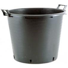 Round pot 30lt with handles