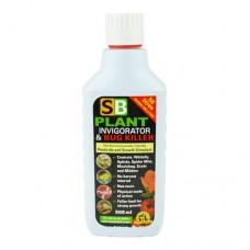 SB Plant Invigorator and Bug Killer 500ml concentrate