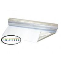 Diamond Mylar Silver sheeting 30mtr roll