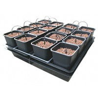 Wilma XXL 16 Pot System 11lt pots