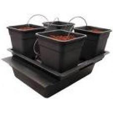 Wilma Large 4 Pot System 11lt pots
