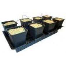 Wilma XXL 8 Pot System 18lt pots