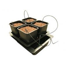 Wilma Small 4 Pot System 6lt pots