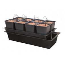 Wilma Large 8 Pot System 6lt pots
